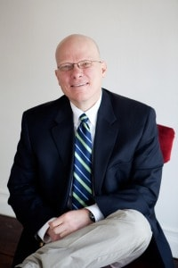 Photo of author Bruce Bradley