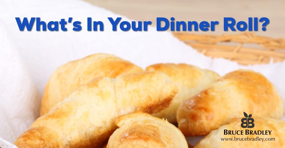 Do you know what's in your dinner roll? It may surprise you how UNREAL it is!