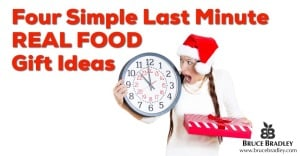 4 simple yet thoughtful last minute holiday gift ideas