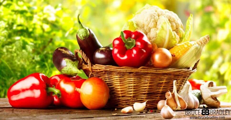 Bruce Bradley's Food Values