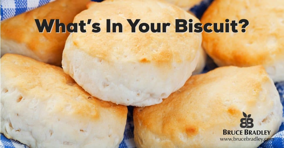 What's in your biscuit? You might be surprised with some of the highly processed ingredients your biscuits have baked into them.
