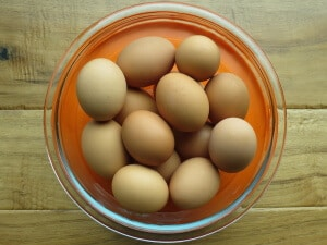 Hard-Boiled Eggs are the perfect grab-and-go protein.