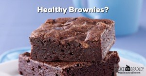Are healthy brownies possible? Food companies want you to think so!