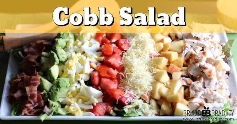 "The traditional Cobb Salad with a ""Have It Your Way"" twist! Pair your favorite greens, veggies, fruits, and toppings to create your own, perfect Cobb Salad!"