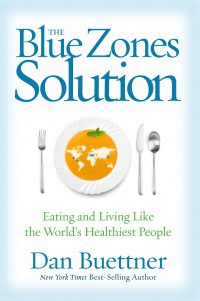 The Blue Zones Solution by Dan Buettner is an insightful read about the diets and lifestyles of the world's longest-lived communities.
