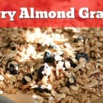 Perfect for an everyday breakfast, snack, or as a holiday gift, Bruce Bradley's Cherry Almond Granola is delicious and made with 100% real ingredients!