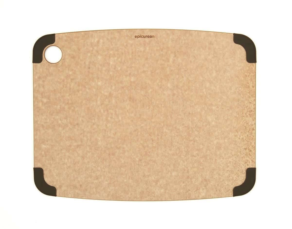 Epicurean cutting boards are perfect, look great, and come in variety of colors and sizes!