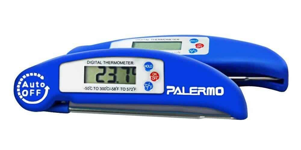 An instant-read thermometer is great for grilling or roasting meat, or even proofing yeast for breads!