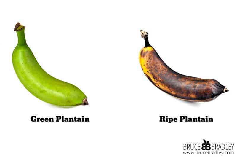 Are your plantains ripe? Here's how you can tell!