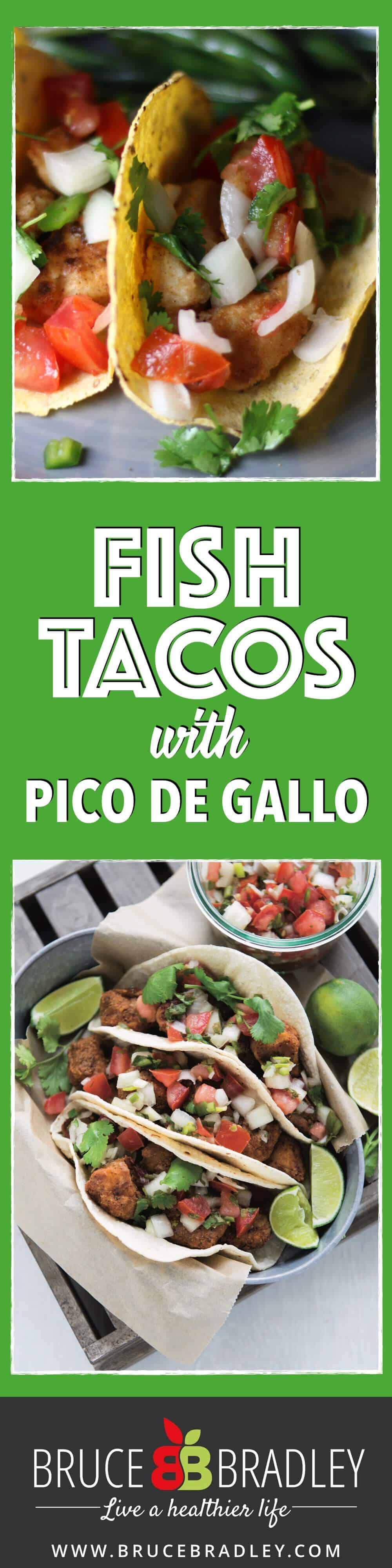 Super delicious and easy to prepare this fish tacos recipe from Lisa Leake's new cookbook (100 Days of Real Food: Fast and Fabulous) shows that eating real food doesn't have to be hard.