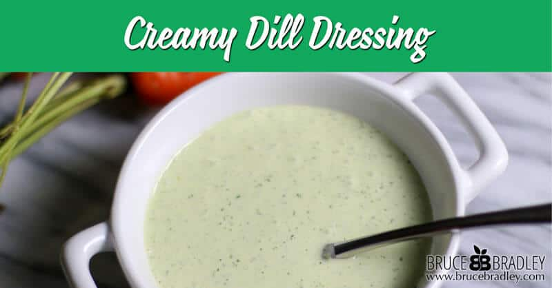 Recipe: Creamy Dill Dressing