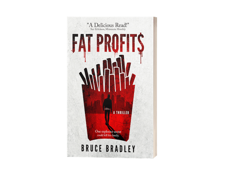 "Fat Profits is an Amazon best-selling thriller that's being made into a major motion picture. Declared a ""Delicious Read"" and ""A Great Page-Turning Thriller"" by reviewers, Fat Profits is a book you just won't want to put down."